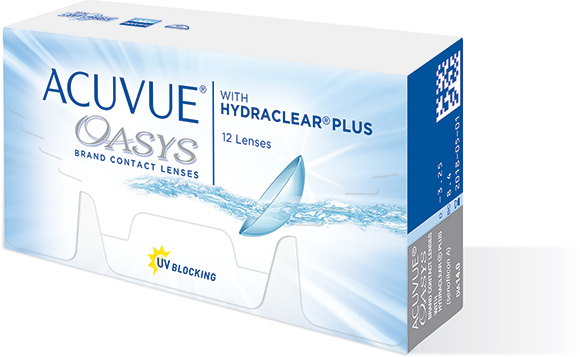Product image Acuvue Oasys with Hydraclear