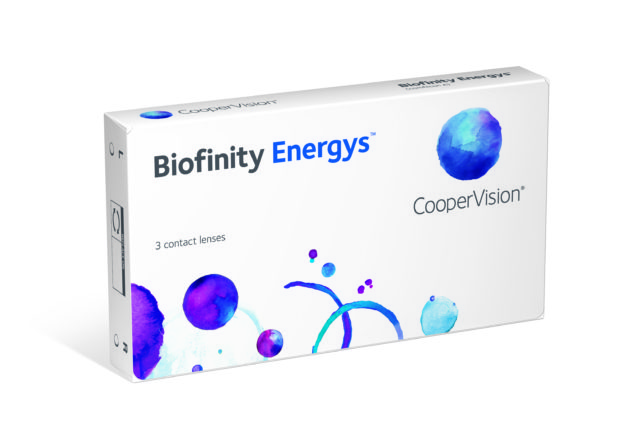 Product image Biofinity Energys 6-pack