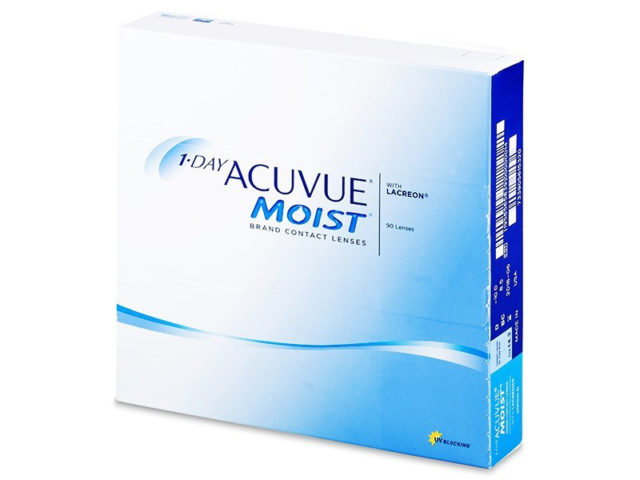 Product image 1 Day Acuvue Moist for Astigmatism