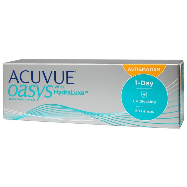 Product image 1 Day Acuvue Oasys for Astigmatism