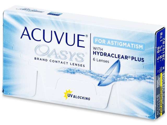 Product image Acuvue Oasys for Astigmatism